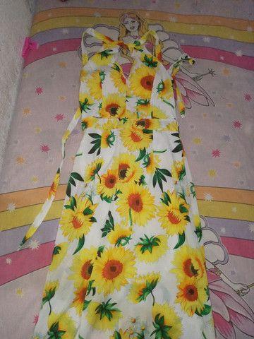 Vendo vestido longo - Foto 2