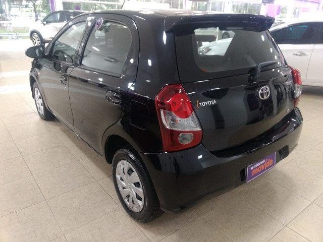 Toyota Etios X 1.3 Flex 16V 5P Aut. - Foto 4
