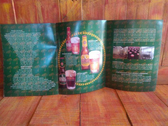 Antigo catálogo cerveja devassa RJ - Foto 5