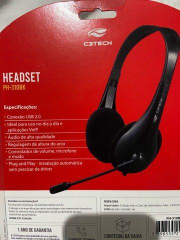 Headset  - Foto 3