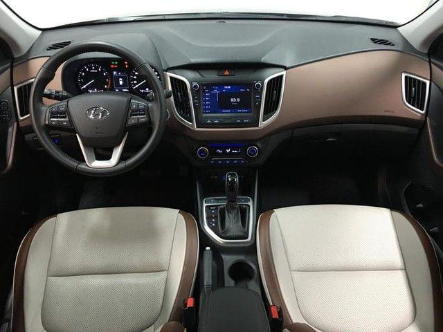 Hyundai CRETA PRESTIGE 2.0 16V FLEX AUT - Foto 10