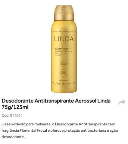 Linda perfume e desodorante Boticário promoção - Foto 2