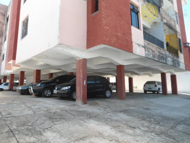 Apartamento com 3 dormitórios à venda, 123 m² por R$ 265.000,00 - Fátima - Fortaleza/CE - Foto 11