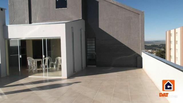 Apartamento à venda com 3 dormitórios em , Ponta grossa cod:113 - Foto 8