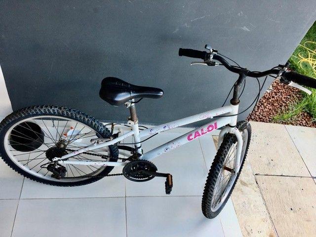 Bicicleta Caloi Ceci - Aro 24  - Foto 3