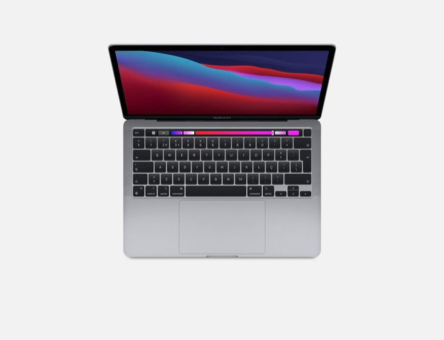 Apple MacBook Pro (2020) Processador M1 / Memoria 8GB / 256GB / Tela 13.3 - Lacrado