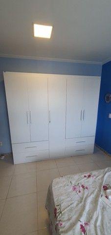 Guarda roupa Italinea 5 portas