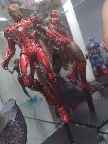 Iron Man Mark 45 iron studios  - Foto 3