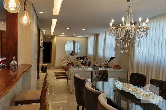 Apartamento à venda com 5 dormitórios em Castelo, Belo horizonte cod:340779 - Foto 3