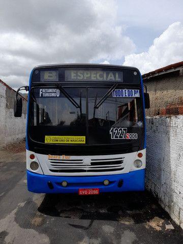 Ônibus Volkswagen eletrônico mwm serie12