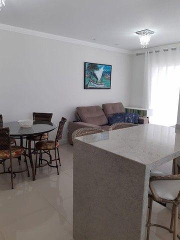 lindo apartamento no Gravatá Navegantes mobiliado 03 dormitórios ótima localização - Foto 3