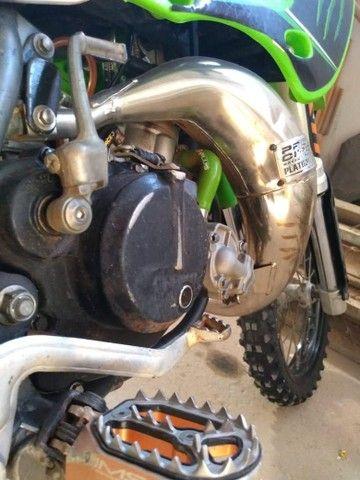 Kx 65cc 2009 oficial cheia de acessórios - Foto 6
