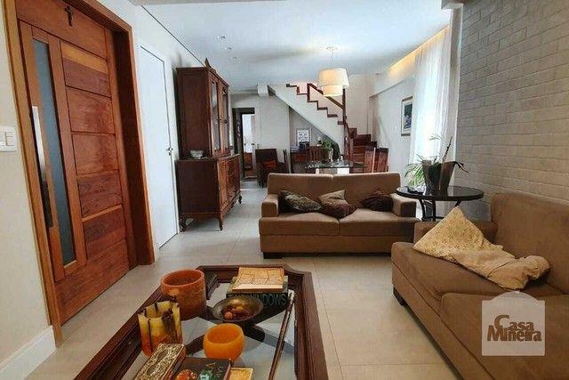 Apartamento à venda com 4 dormitórios em Sion, Belo horizonte cod:338476
