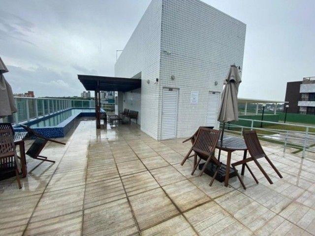 Cabo Branco, apartamento, 2 quartos, a 100 metros da praia - Foto 12