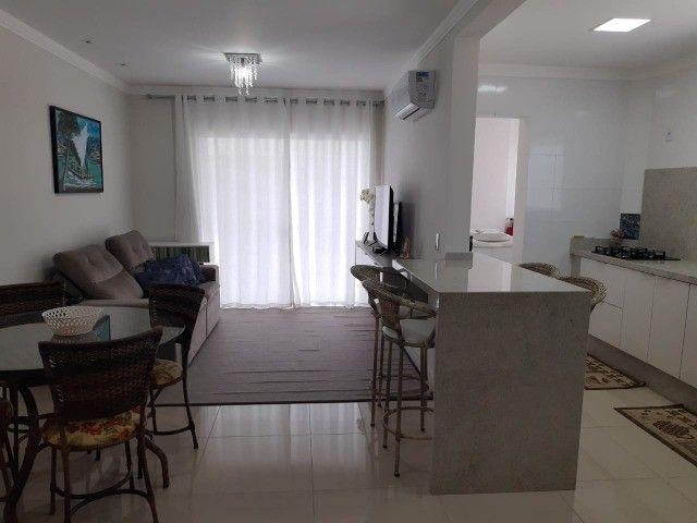 lindo apartamento no Gravatá Navegantes mobiliado 03 dormitórios ótima localização - Foto 8