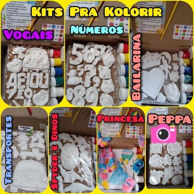 Kit de Pintura Infantil - Foto 5