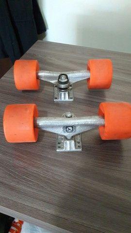Peças Skate LongBoard