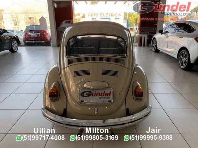 Volkswagen Fusca 1971 1500. *Raridade* - Foto 5