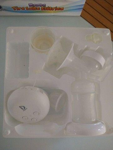 Bomba tira leite elétrica - Foto 4