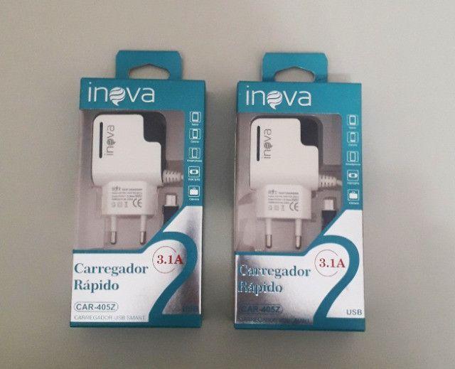 Carregadores para Celular Inova
