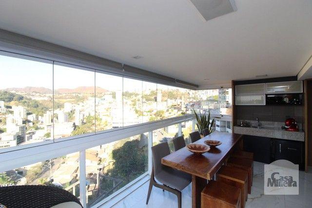 Apartamento à venda com 4 dormitórios em Santa lúcia, Belo horizonte cod:337032 - Foto 11
