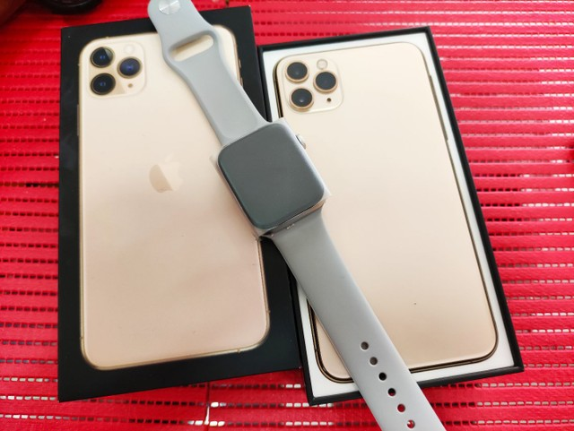 iPhone 11 PRO MAX 64GB, Garantia Apple