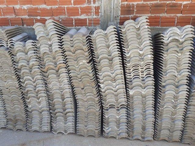 Telha de cimento