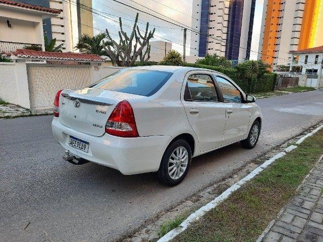Etios Sedan XLS 1.5 2014 - Foto 7