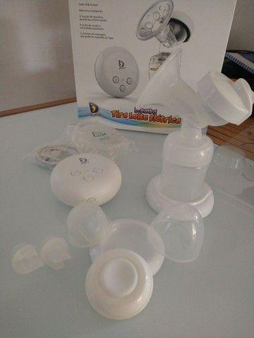 Bomba tira leite elétrica - Foto 5