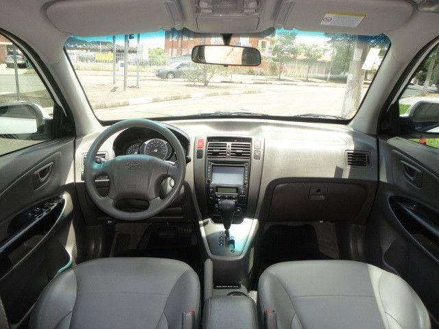 Hyundai Tucson 2.0 mpfi GLS Base 16V 143CV 2WD Flex 4P Automático - 2016 - Foto 8