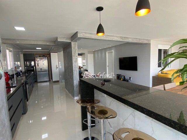 Apartamento com 4 dormitórios à venda, 140 m² por R$ 1.680.000,00 - Santa Teresinha - São  - Foto 4