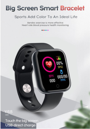 Smart Watch D20 À Prova D 'Água Com Medidor De Frequência Cardíaca Para Ios Android - Foto 5