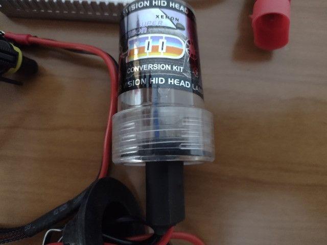Kit completo Xenon para Corolla - Foto 5