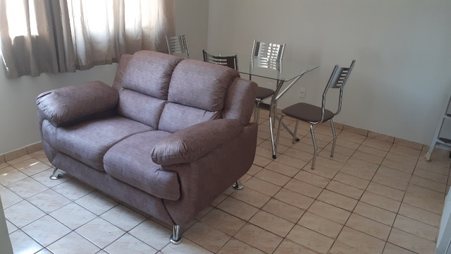 Apto 02 Qtos ja incluso condomínio e Mobiliado - Foto 6