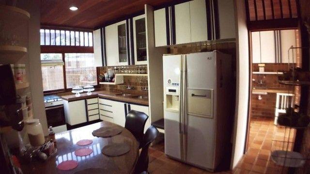 Excelente casa no Aldebaran Alfa 4 suítes,piscina,toda mobiliada  - Foto 12