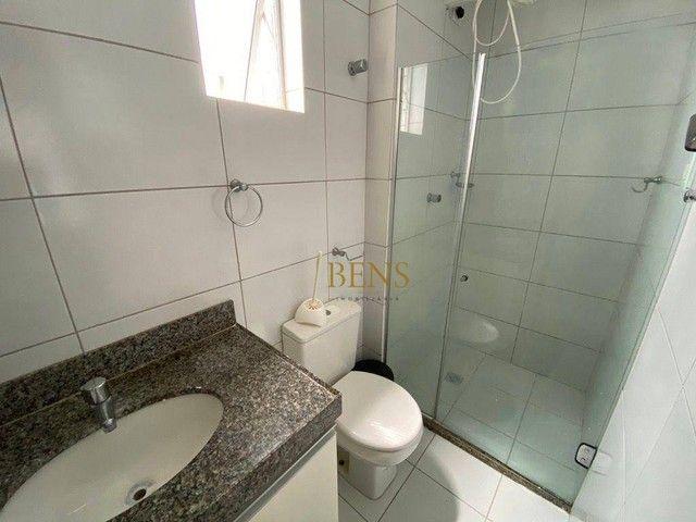 Apartamento com 2 dormitórios para alugar, 73 m² por R$ 1.400,00/mês - Catolé - Campina Gr - Foto 7