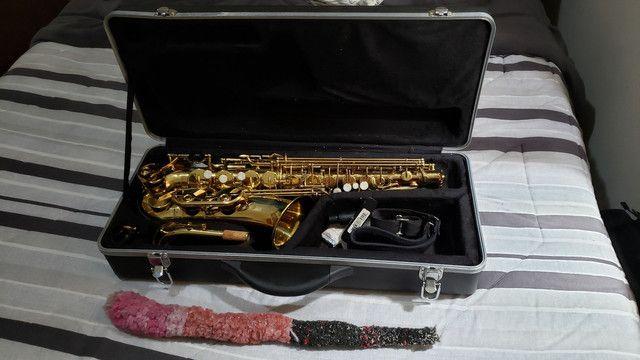 Saxofone Alto - aceito ofertas - Foto 3