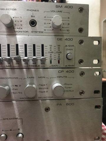 Cygnus Set de Som SM400, GE400, CP400 e PA800 - Foto 2