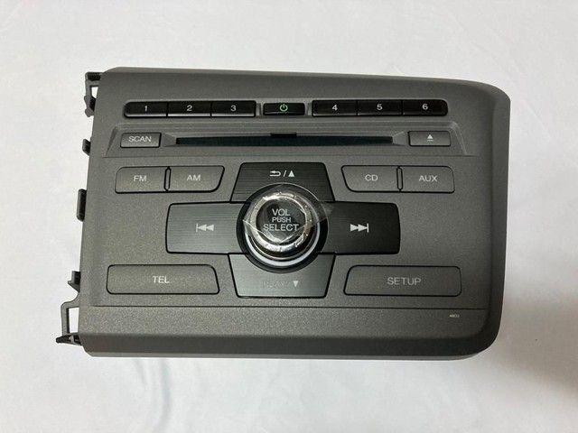 Honda Civic 2014 - Som Original