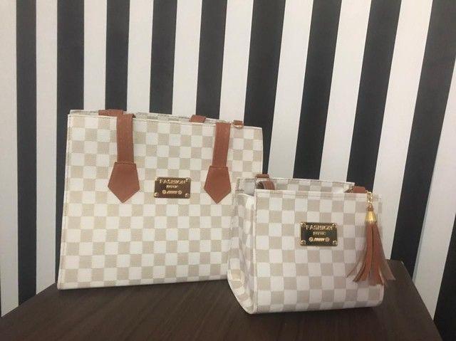 Lindas bolsas,qualidade e maravilhoso dezaine - Foto 2