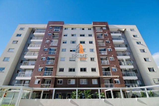 Residencial Bonjour - 2 dormitórios, (1 suíte), 1 vaga, 56m² - Fanny