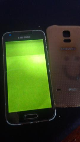 S5 mini c defeito no display