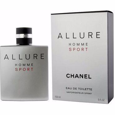 ba5b87c7447 Perfume Chanel Allure Sport Eau de Toilette Masculino 100ml - Beleza ...