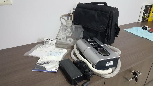 Kit cpap s9 autoset + umidificador h5i - resmed