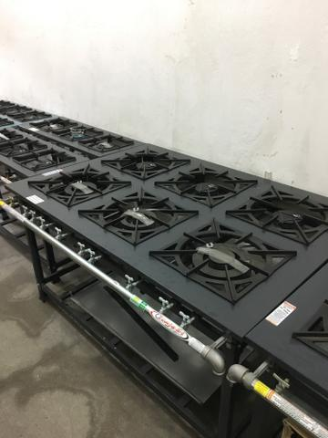 Fogão Industrial para restaurantes / fogão a partir de r$ 599,00 - Foto 6