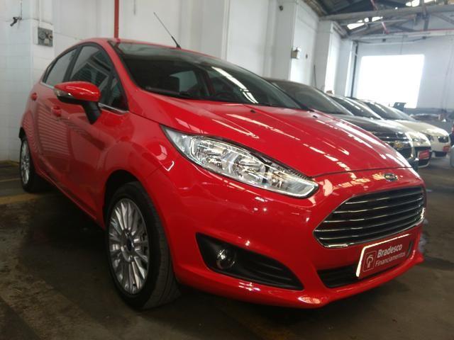 Ford Fiesta Hacht Titanium Plus