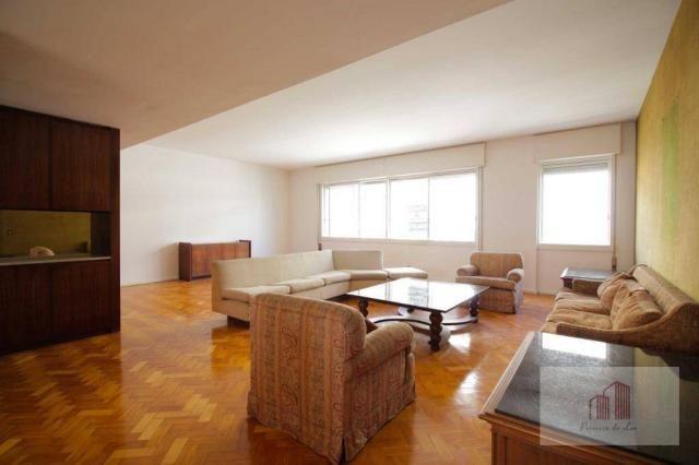Amplo apartamento de 274m² e 4 quartos - Centro - Foto 6