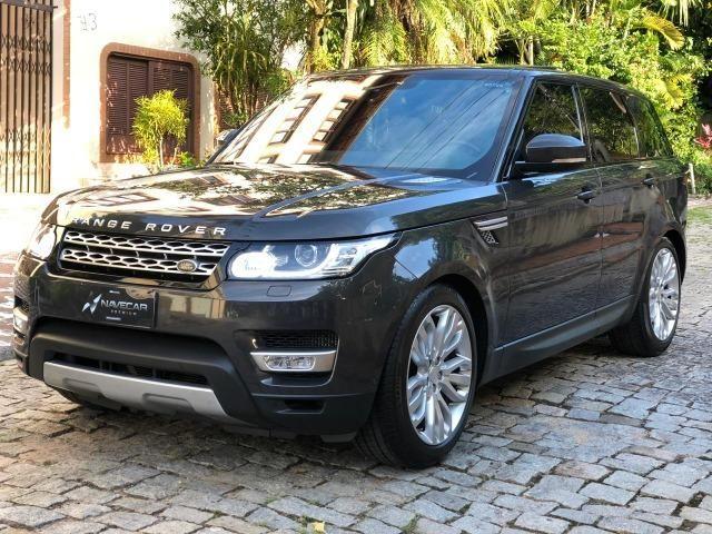 Range Rover Sport HSE - 2014 - Único dono!