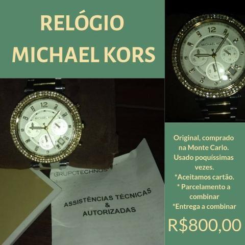 96215e23c3d Relógio Michael Kors - Bijouterias