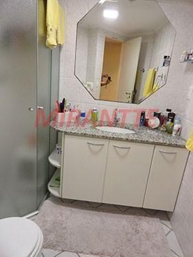 Apartamento à venda com 3 dormitórios em Água fria, São paulo cod:300635 - Foto 10